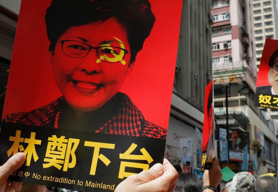 反送中/200萬人上街破紀錄 民陣提5大訴求:不回應不罷休!