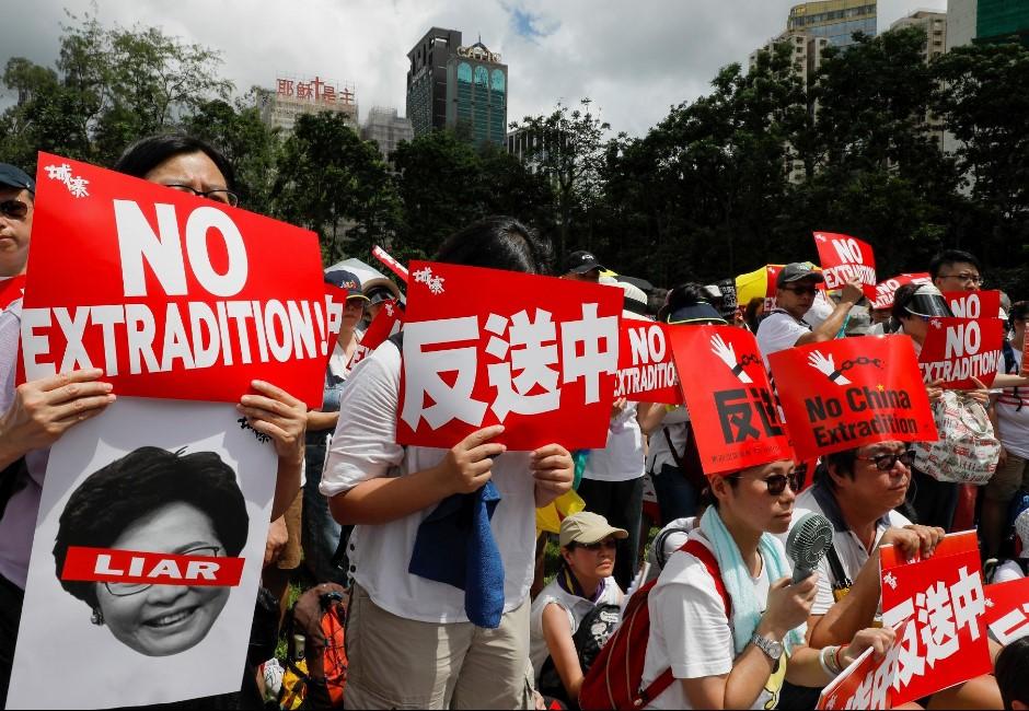 《送中條例》究竟是什麼?四大重點告訴你台灣為何要關心!