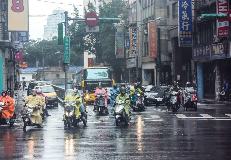 艷陽天再見!今起連6降雨 從北下到南全台有雨