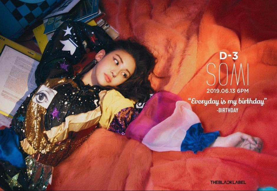 傻眼!Somi出道記者會啥都沒有…「舞蹈還在編」歌迷全怒了