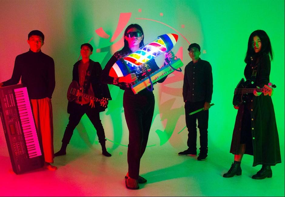寫出真實人性!入圍最佳新人的炫炮台客樂團「美秀集團」是誰?