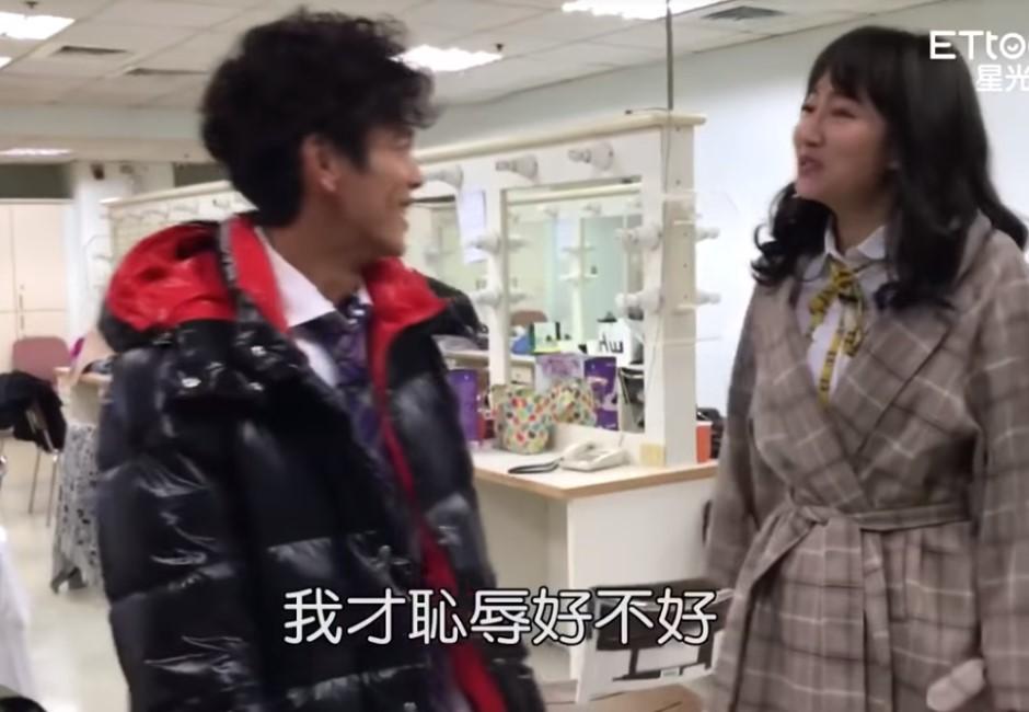 影/才剛說完有怎樣「是恥辱」…這影片讓阿翔、謝忻秒被自己打臉