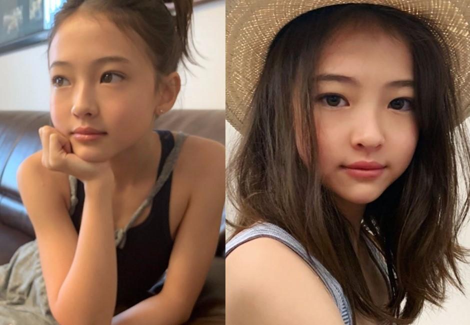 YG童模「超齡妝容、嘴巴特寫」拍廣告...網怒轟「性暗示」