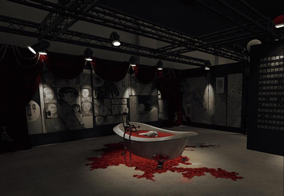 你能揪出兇手?全台6大「激狂VR」遊戲聖地 百朵血玫瑰洩殺機