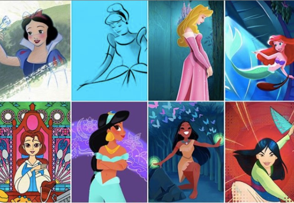 爆料!迪士尼公主冷知識大公開 最年輕公主竟是她