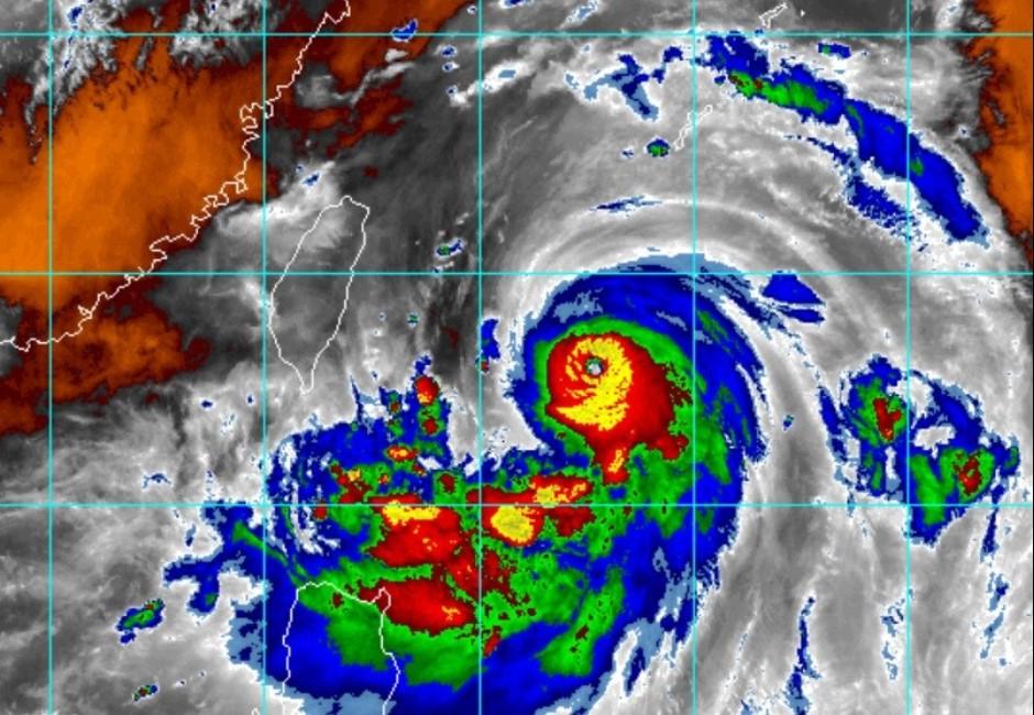 更新/氣象局最新風雨預報!達「停班停課標準」升級為7縣市