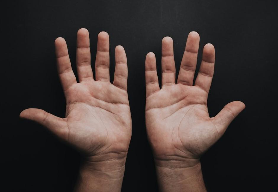 激準!從手型可以看出「性慾比別人高?」 五種形狀看穿你個性
