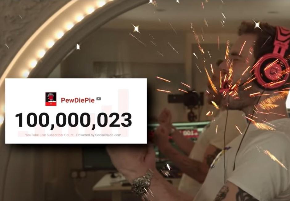 首位「訂閱破億」YouTuber誕生!他靠一件事年增3千萬粉