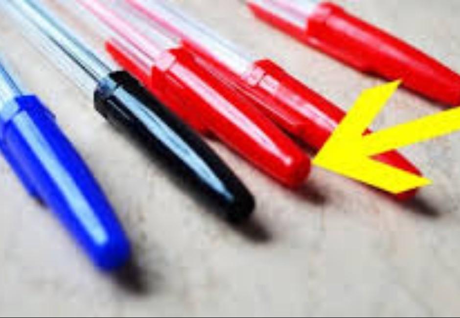 原子筆蓋上為何要有小孔?專為「高風險群」設計暗藏救命玄機!