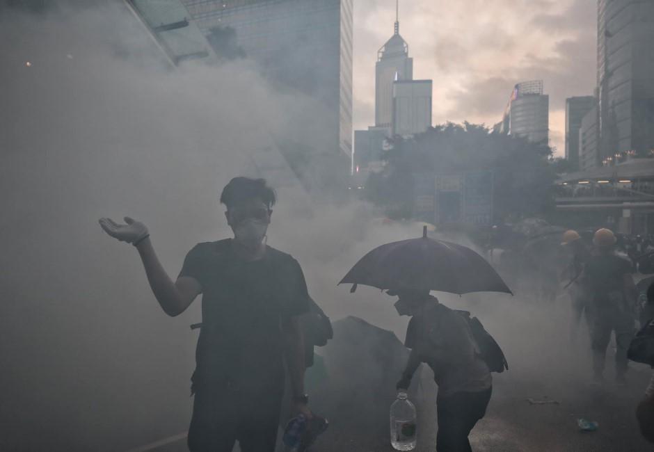 被視為香港戒嚴的《禁蒙面法》是什麼?違反可關一年、有豁免條例