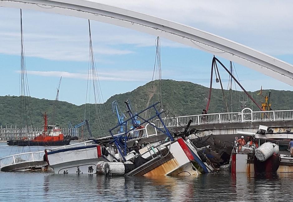 南方澳橋塌釀5死!海巡怒揭「外籍漁工不上岸」暗黑真相…