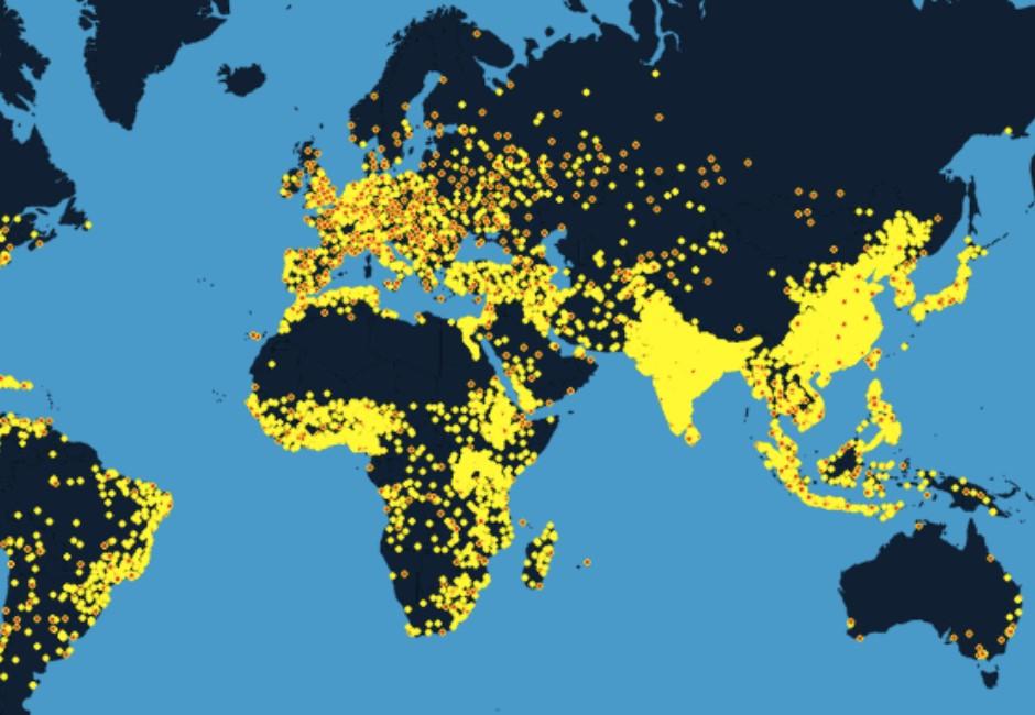 你印象中的世界人口是多少?答案讓網友驚:我還停留在60億