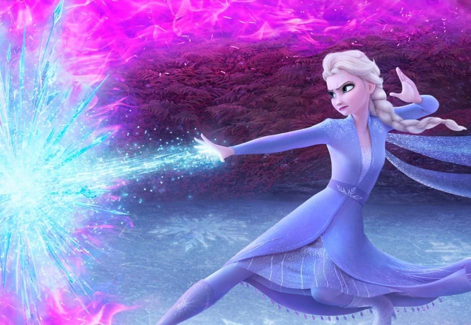 艾莎公主魔力不再?《冰雪奇緣2》中了什麼負評詛咒