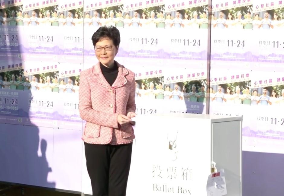 香港區議員選舉「翻天覆地」 民主派狂勝之後能改變什麼?