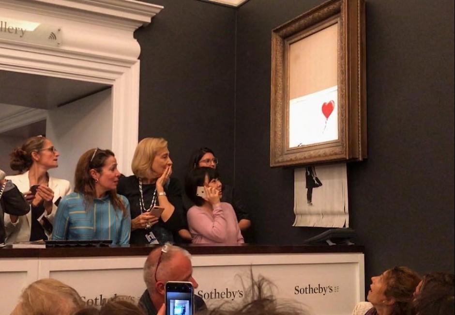 片/商品還是藝術:大數據透視港人眼中的Banksy