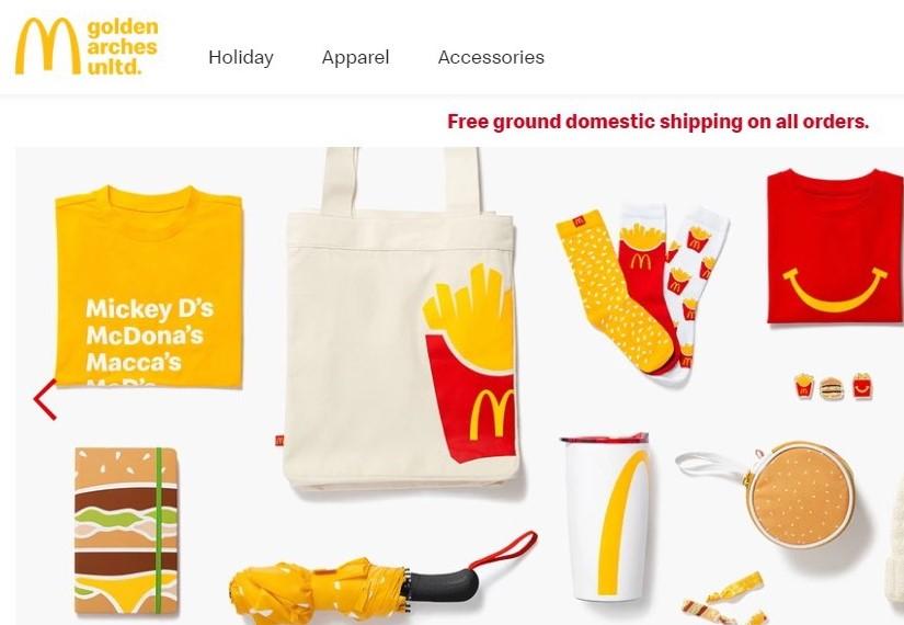麥胞看過來!麥當勞網路商店開幕 超Q周邊引爆收集慾望!