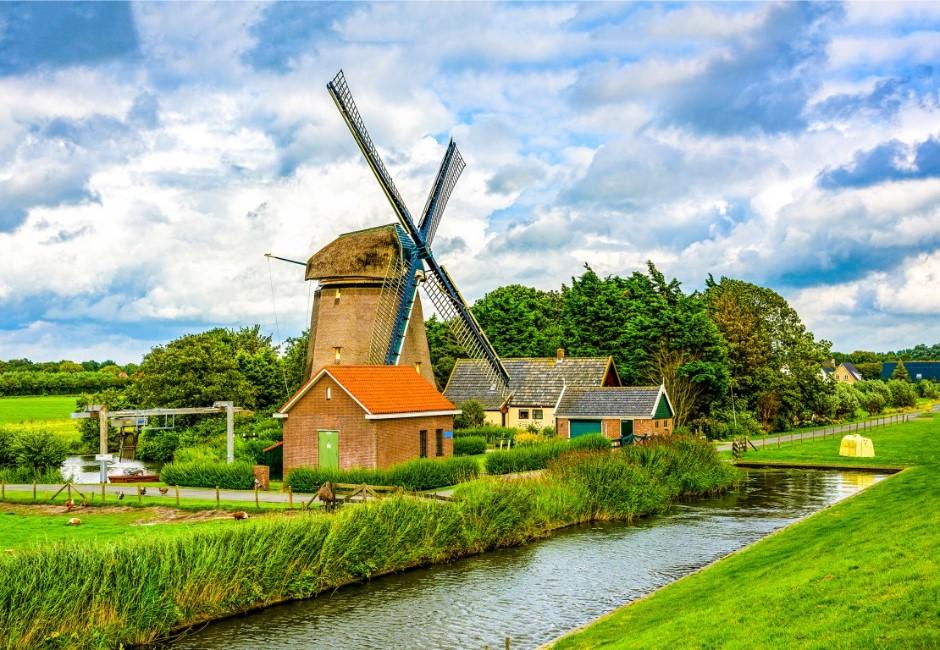 荷蘭將「消失」不是海平面上升!全國明年起正名「尼德蘭」