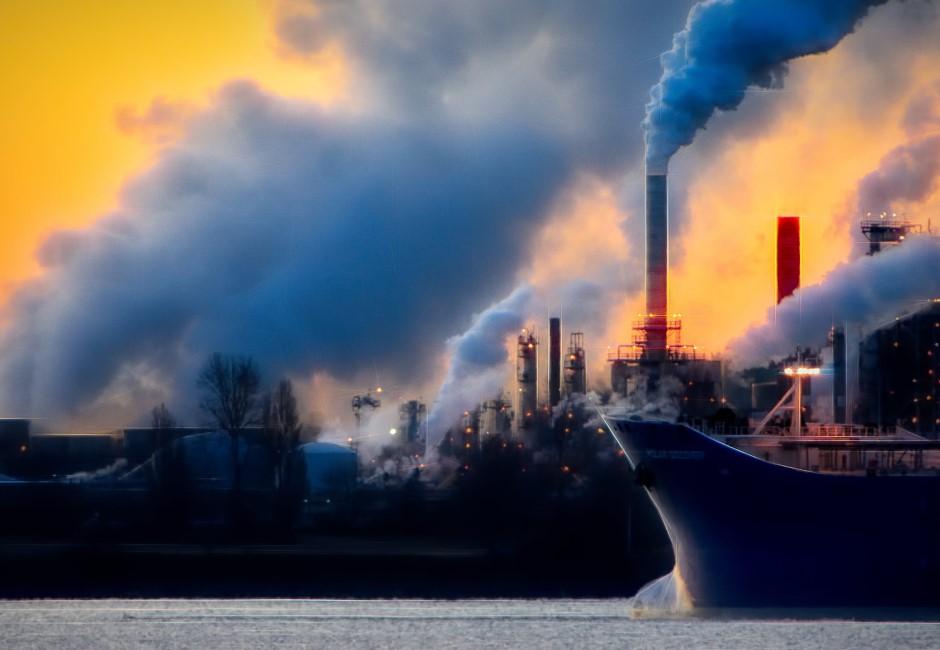 環保政策慘輸中國你敢信?2020氣候變遷績效台灣排名全球倒數
