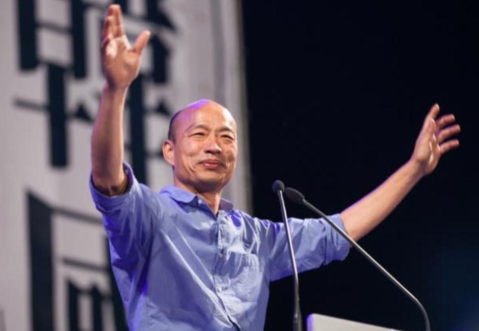 除「大海和浴缸」還請出「神級人物」 韓國瑜政見會超狂十大金句