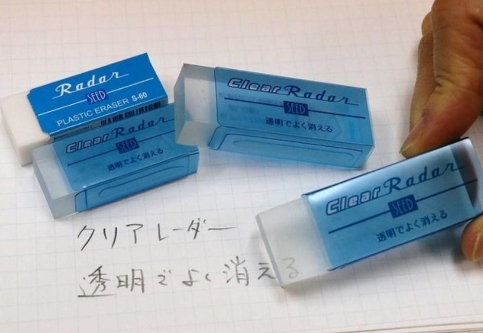 日本花5年成功研發「透明橡皮擦」!背後原因網友讚:太貼心