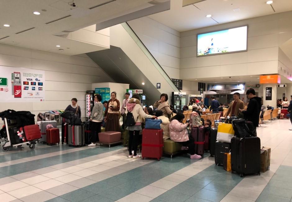 快訊華航CI117班機故障  三百多位旅客滯日無法回台過年
