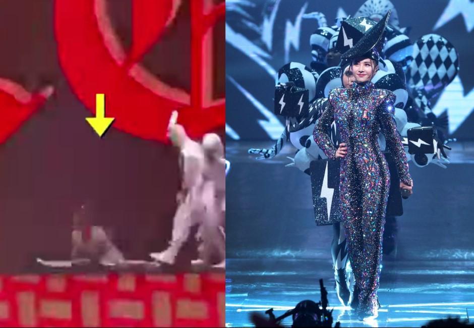 蔡依林演唱會「隱藏版一字馬」 揭露動作背後原因差點受傷!