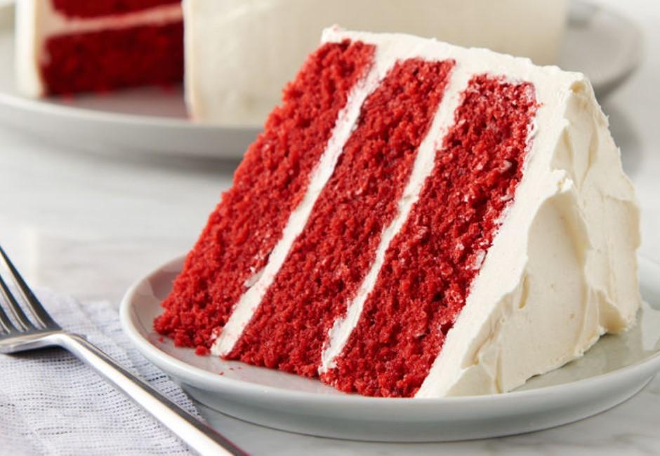 「紅絲絨蛋糕」為何是紅色的?原來是加了這兩個東西