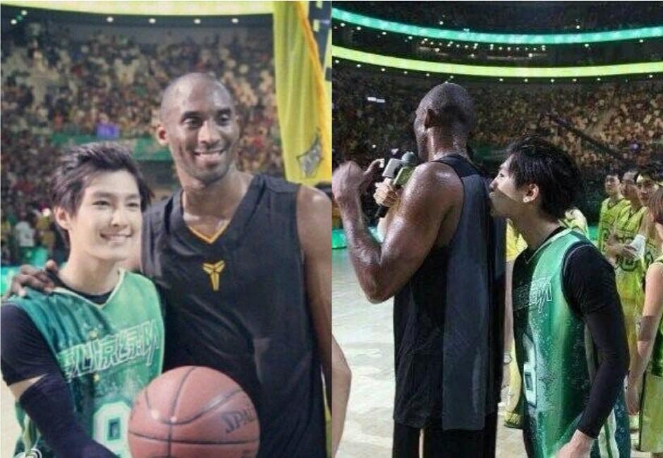 Kobe Bryant墜機身亡!炎亞綸傷心哭喊:對不起…