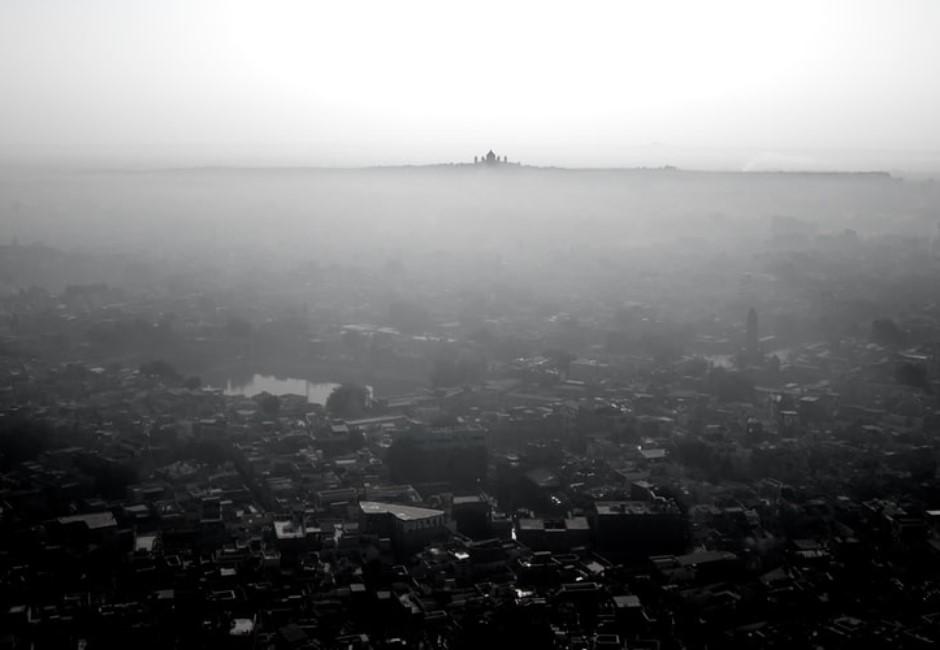 PM2.5排名出爐!高雄市蟬聯3年空氣最糟縣市第一名