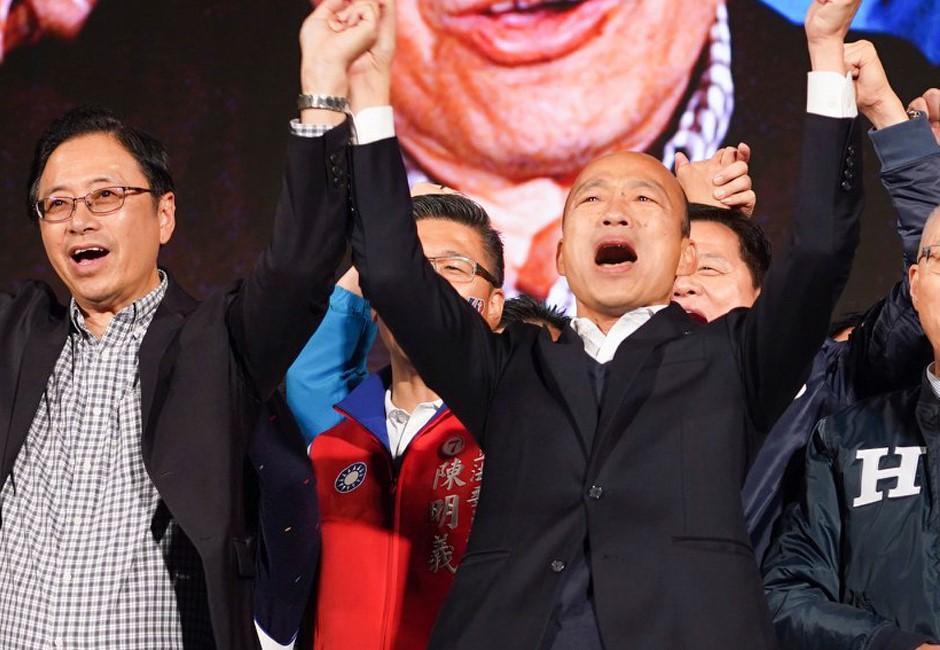 高雄人清醒了?從兩次選舉得票數秒懂韓國瑜的罷免危機
