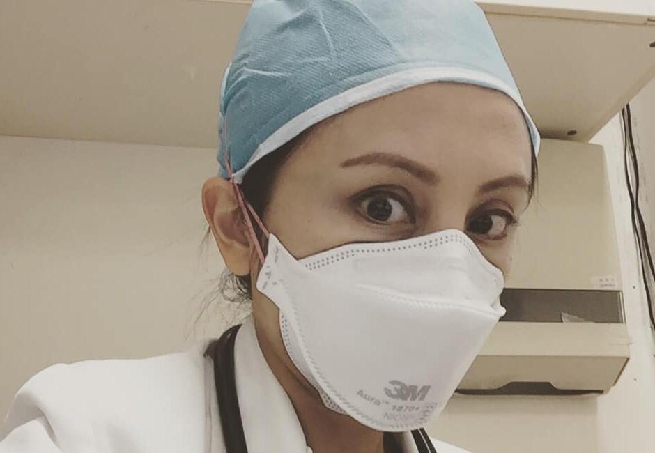 病患狂咳1個月!追問才說:和隔離中的人聊過天…美女醫氣瘋