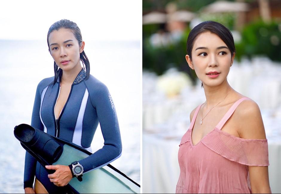 港姐麥明詩感謝台灣人分享口罩,網友因為她這句大讚:人美心更美