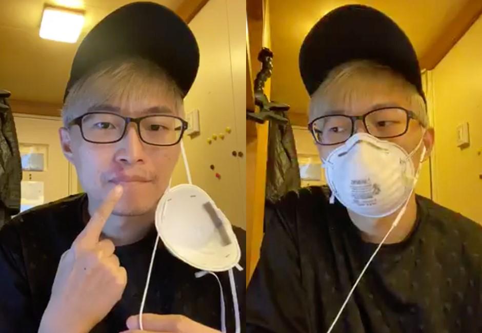 鑽石公主號/陳日昇直播笑不出來 台灣乘客咳血手寫信:非常痛苦