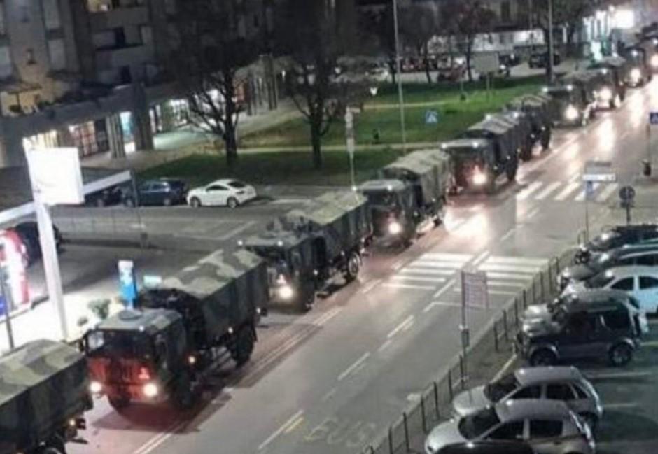 2分鐘死一人!義大利屍體太多…出動軍隊卡車「載去燒」