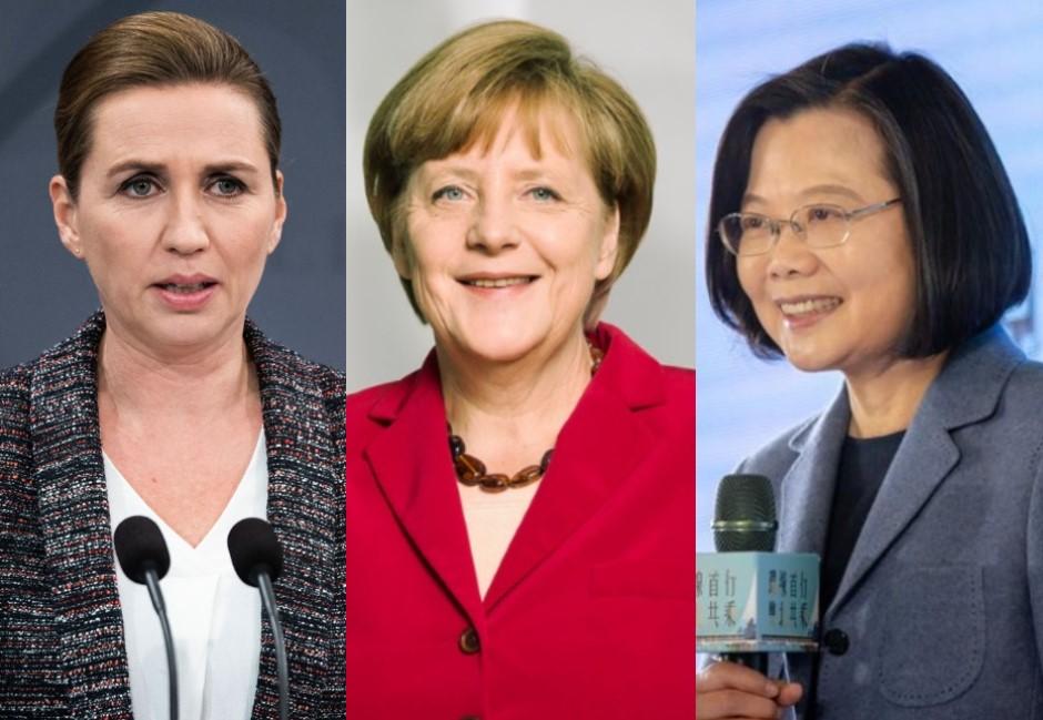 支持率暴增兩倍!《衛報》點名6女性領袖抗疫表現不俗