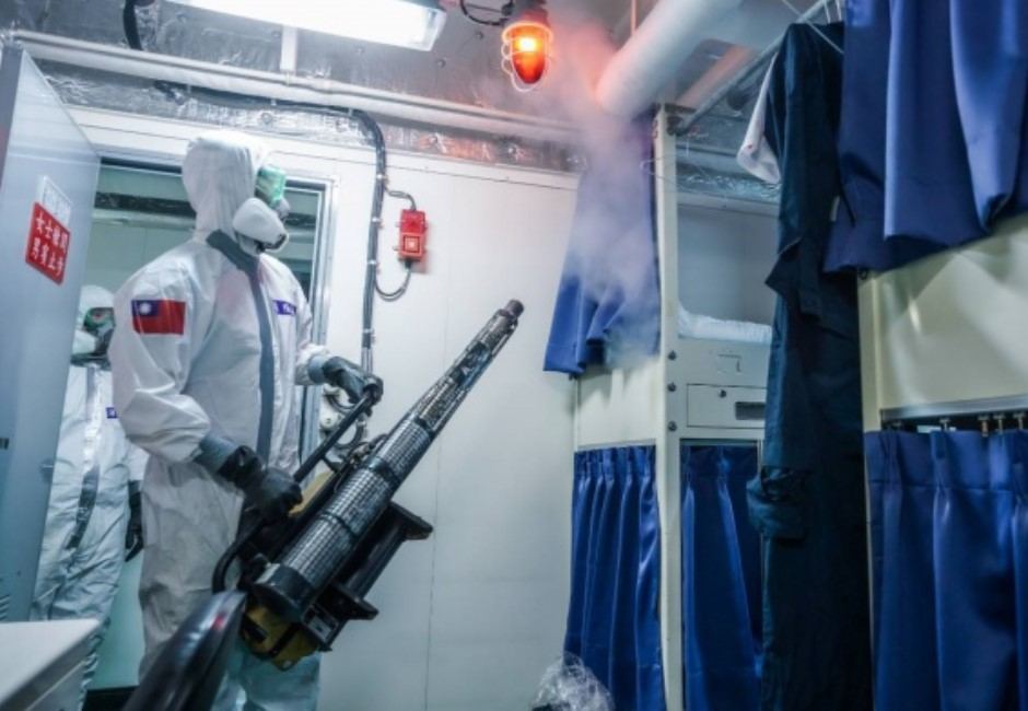 帛琉0確診為何3海軍染疫?台大醫師揭2種可能