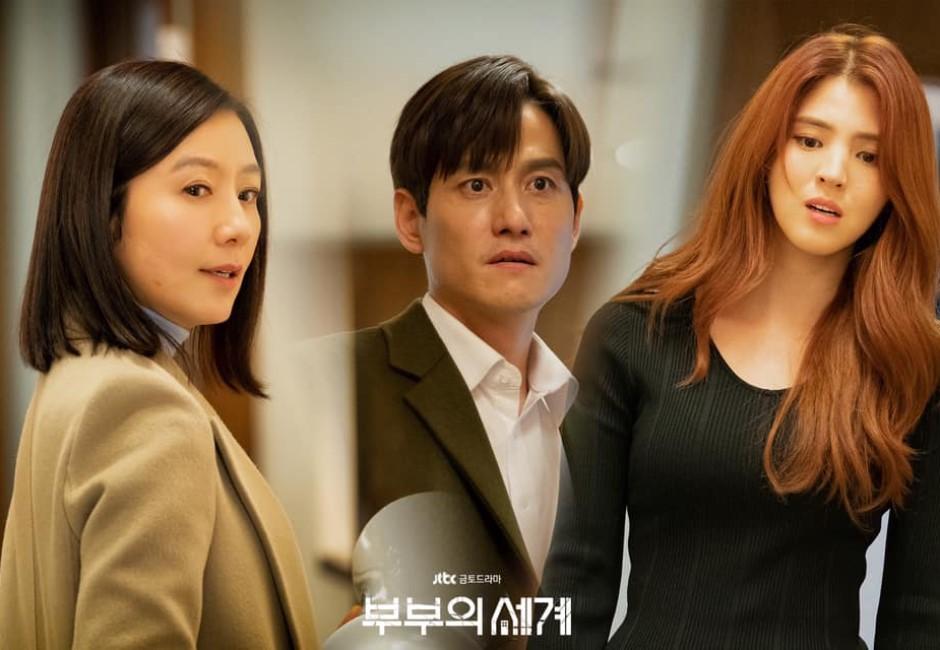 婚外情也能很童話?不只《夫婦的世界》 三部韓劇讓妳又氣又恨