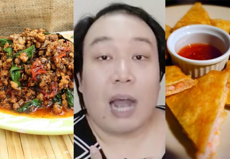 台泰美食戰!番茄打拋豬讓泰網紅爆氣3道台式「假泰國菜」在這
