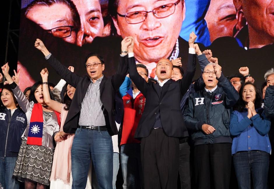 韓流消退、鐵票倉失守 揭韓國瑜被罷免「關鍵比例」