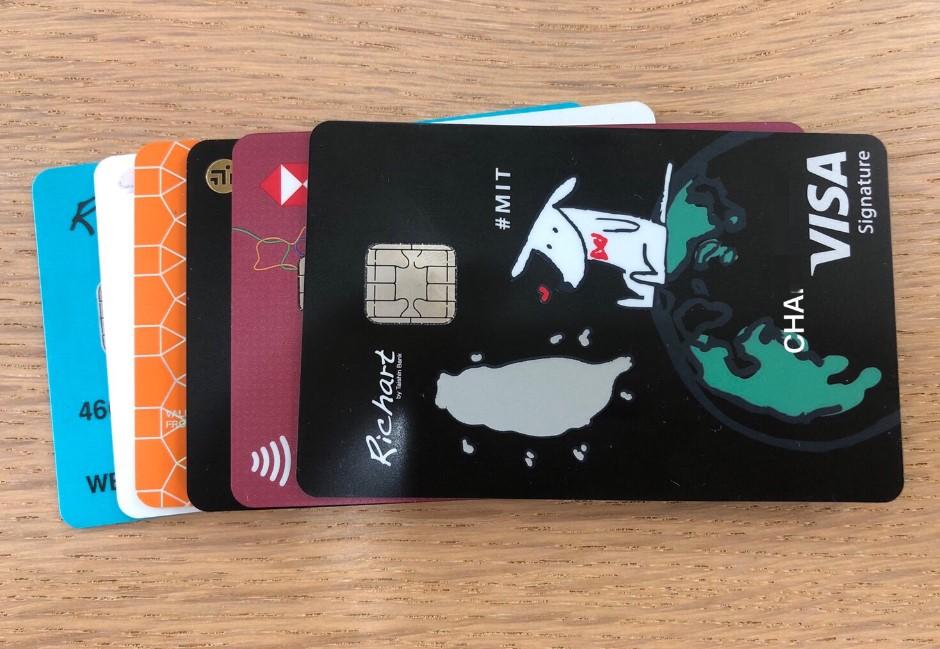 信用卡也要斷捨離!三大神卡下半年優惠 行動支付最高6%回饋