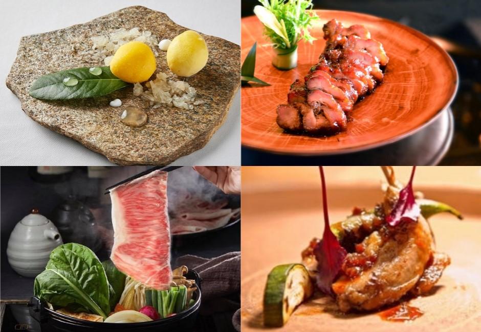 2020米其林完整榜單揭曉!台中餐廳首入評比、奪年輕主廚大獎