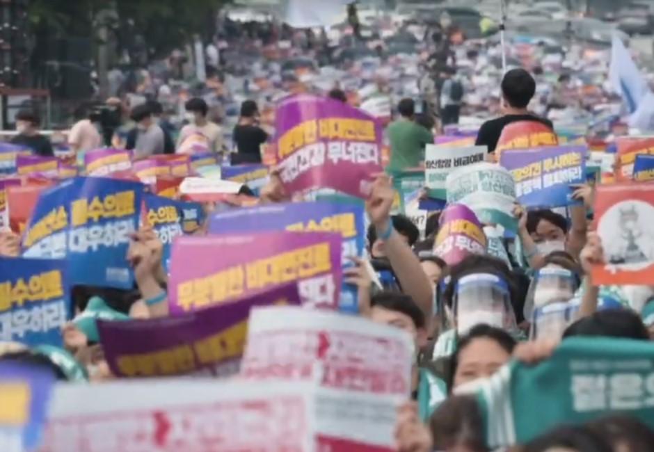 韓國上萬名醫生罷工!抗議醫療政策 三大爭議一次看