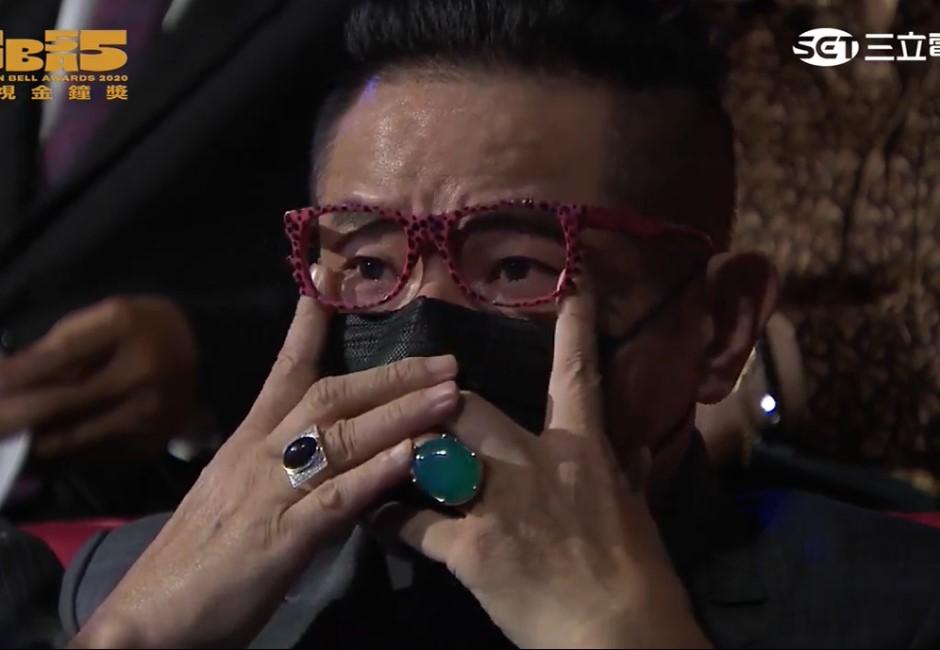 金鐘「4淚點」讓網友秒爆淚!這一幕出現讓台下瞬間全掉淚