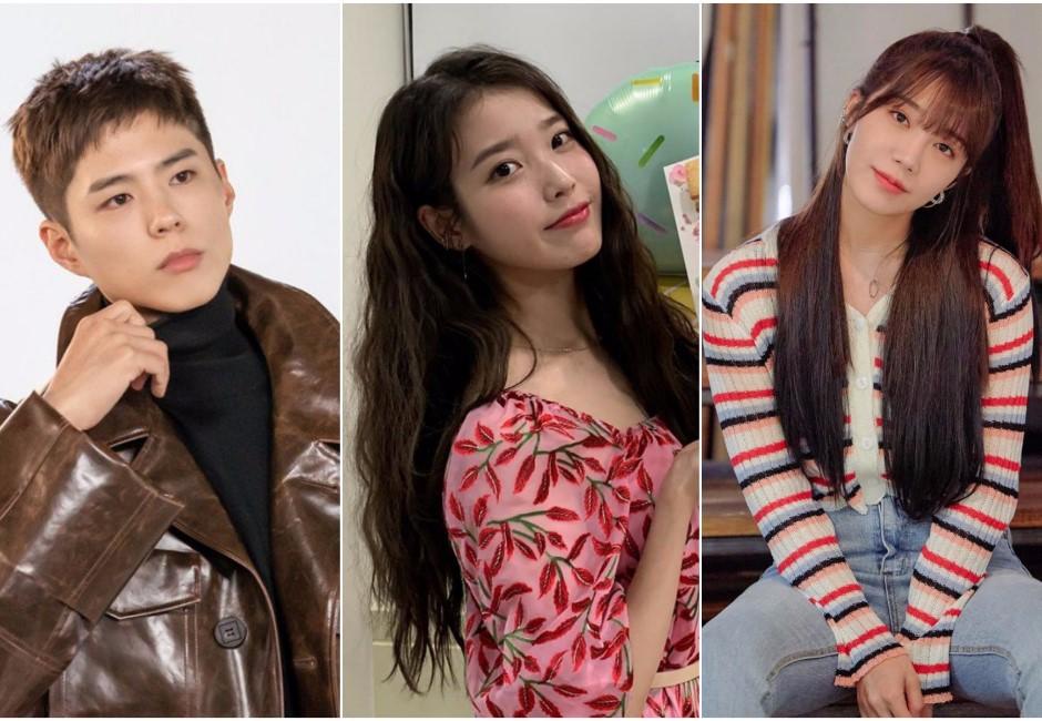 朴寶劍被爆破產、IU曾無家可歸!盤點身世比戲劇坎坷的3大韓星
