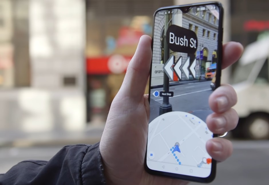路癡救星!Google地圖推「AR實景導航」 3招密技超實用