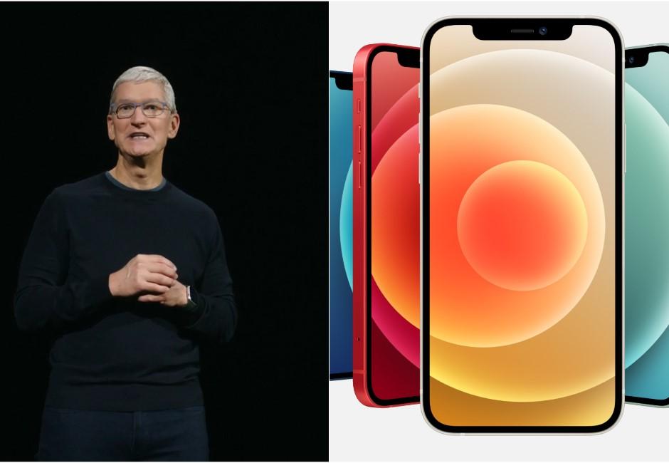 說好的瀏海變小?iPhone12網敲破碗也沒用的「三大落空」