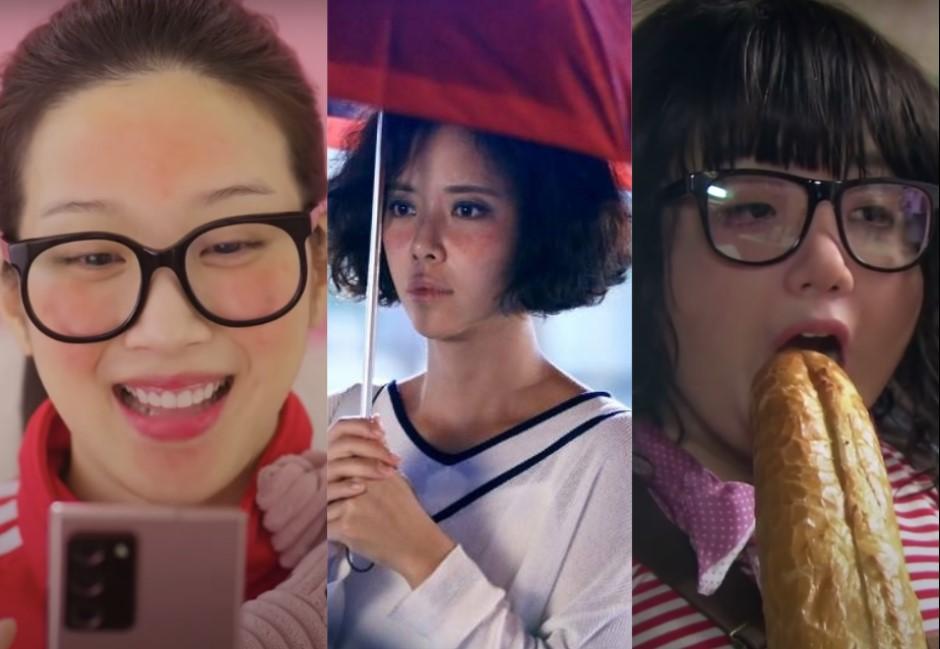 妳誰啊?盤點「3韓國女星」扮醜無極限 為戲犧牲粉絲讚:超敬業