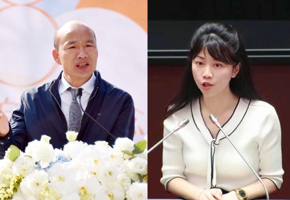 中天換照案韓國瑜單日衝萬筆聲量 高嘉瑜「買不起房」殺進前十名