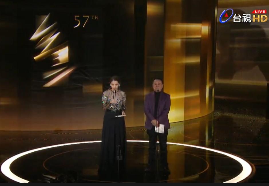 57屆金馬獎上被罵最慘!徐若瑄擔任頒獎人為什麼讓網友暴怒?