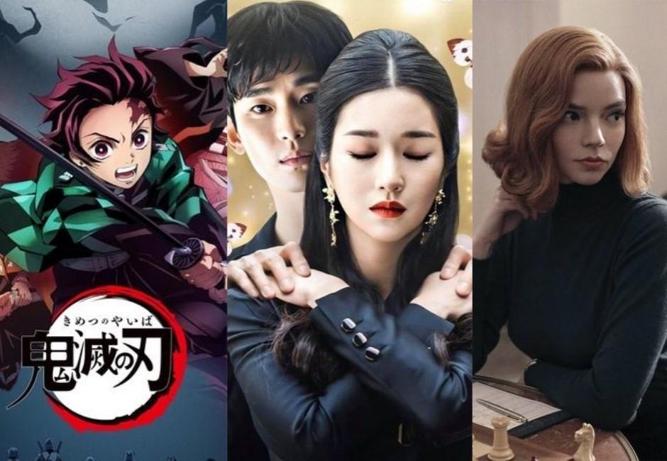 台灣人最愛看Netflix動畫、韓劇還是美劇?2020十大熱門影集排行出爐
